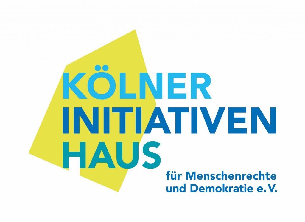 Logo Kölner Initiativenhaus für Menschenrechte und Demokratie